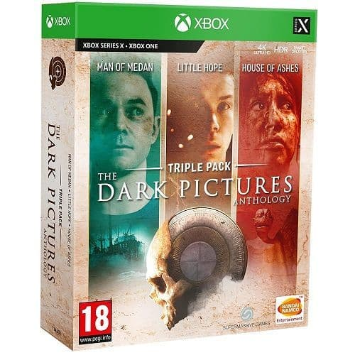 The Dark Pictures Anthology Triple Pack Xbox One Game